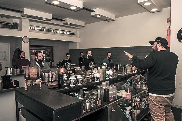 Corso Barman a Roma, la formazione va pretesa.