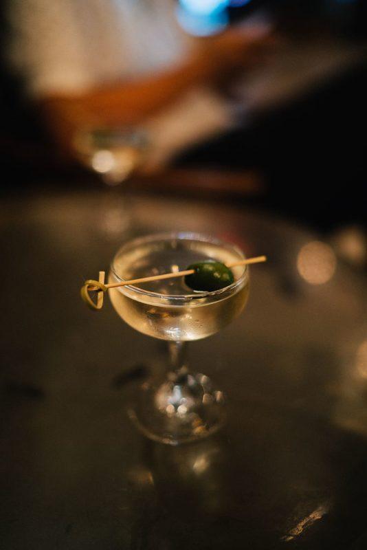 martini cocktail dry Corso Barman Roma