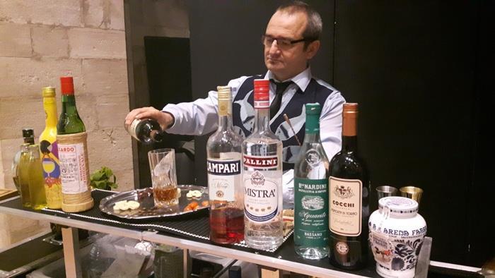 corso barman roma - bartending e mixology merceologia