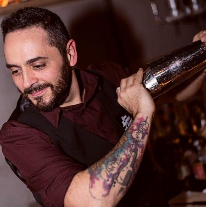 trainer corso barman roma