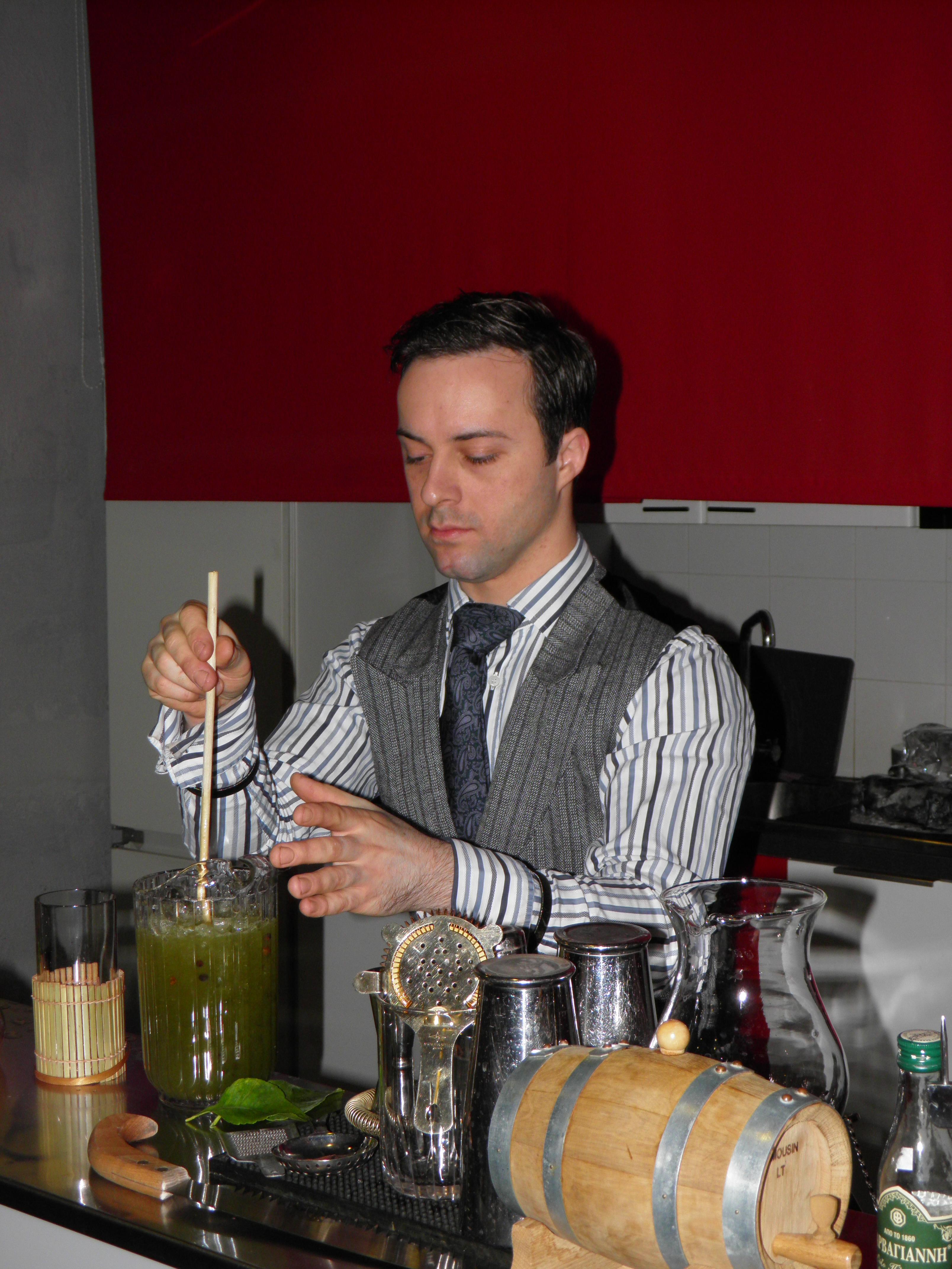 corso barman roma - corso mixology