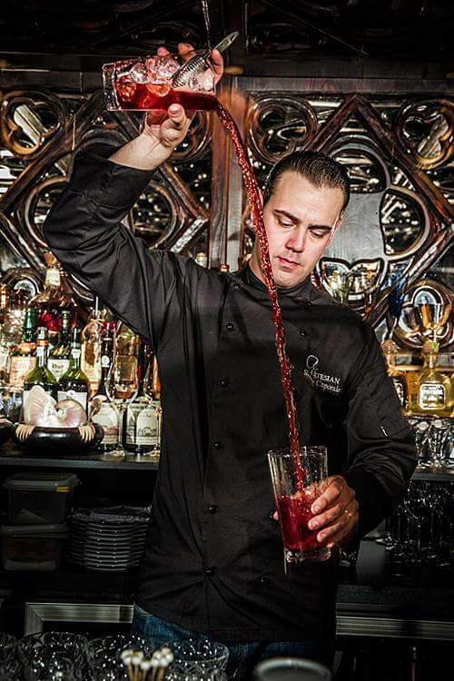 corso barman roma - simone caporale